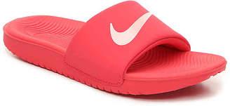 Nike Kawa Toddler & Youth Slide Sandal - Girl's