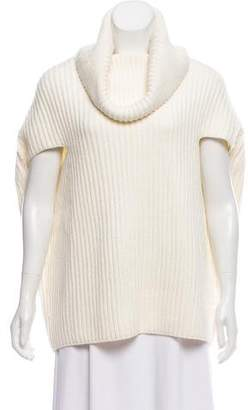 P.A.R.O.S.H. Wool-Blend Turtleneck Sweater