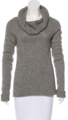Adrienne Vittadini Cashmere Knit Sweater