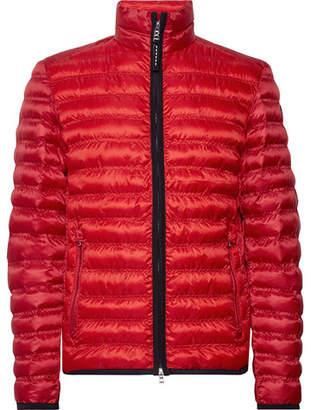 Bogner Natan Slim-Fit Quilted Ripstop Jacket - Men - Red