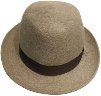 Hermes Beige Wool Hats