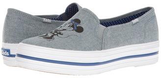 Keds - Triple Decker Minnie Women's Slip on Shoes $60 thestylecure.com