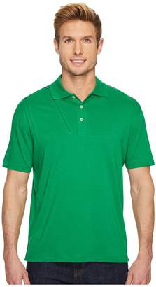 Care+Wear Chest Access Polo Shirt Men's Short Sleeve Knit