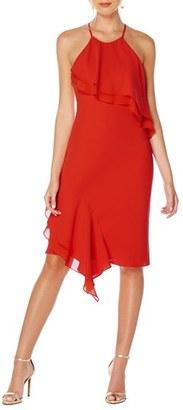 Women's Laundry By Shelli Segal Chiffon Dress $195 thestylecure.com