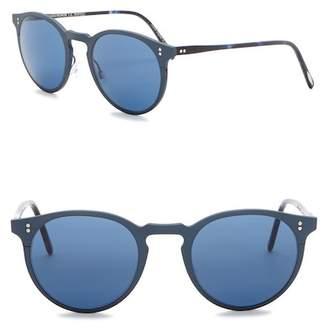 Oliver Peoples 49mm Elias Round Sunglasses