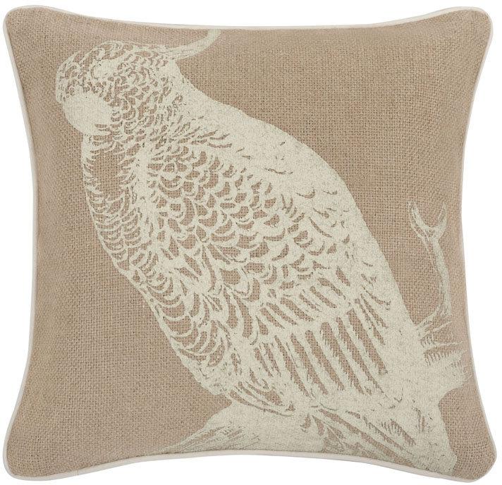Thomaspaul - Cockatoo Aviaire Blancs Pillow