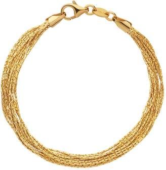Links of London Silk 10 Row Bracelet