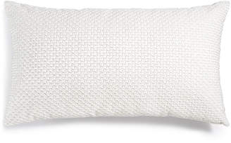"""Hotel Collection Marquesa Beaded 14"""" x 20"""" Decorative Pillow, Created for Macy's"""