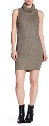 One Teaspoon Grand Sorano Metallic Knit Dress