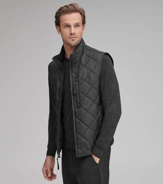 Andrew Marc CHESTER QUILTED VEST