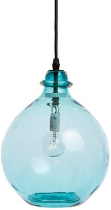 ABC Home Glass Jug Pendant Turquoise
