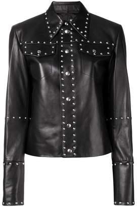 Helmut Lang studded jacket