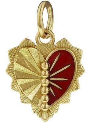 Mini A Ture Foundrae Right Miniature Heart Love Token Medallion