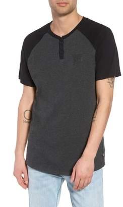 Vans Hitson III Henley T-Shirt