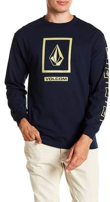 Volcom Tone Down Graphic Long Sleeve Shirt