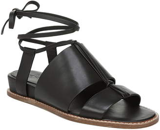 Vince Forster Strappy Ankle Wrap Sandal