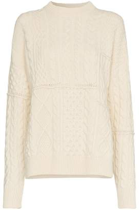 Golden Goose Rochere chunky knit jumper