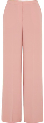 Elizabeth and James Harmon Crepe Wide-leg Pants - Pink