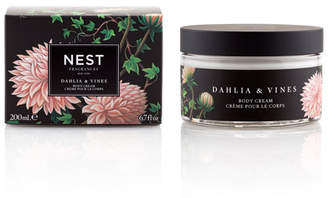 NEST Fragrances Dahlia & Vines Body Cream, 6.7 oz.