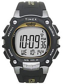 Timex Men's Ironman 100-Lap FLIX System Watch