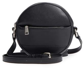 BP Faux Leather Canteen Crossbody Bag