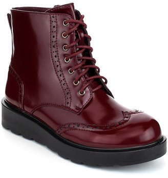 Burgundy Venus Boot $39 thestylecure.com