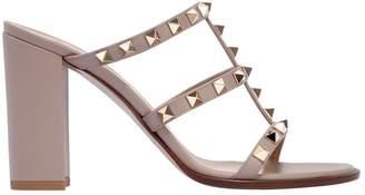 Valentino 90mm Rockstud Sandals