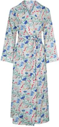 Yolke Cotton Dressing Gown