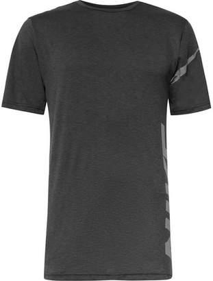 Nike Training Breathe Printed Mélange Dri-Fit T-Shirt