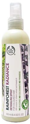 The Body Shop (ザ ボディショップ) - レインフォレスト ラディアンス ディタングリングスプレー