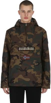 Napapijri Rain Forest Camo Anorak Jacket
