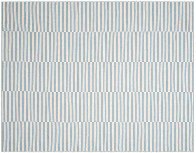 Pennswood Rug - Ivory/Light Blue - 8'x10'