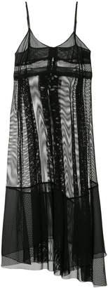 Aula spaghetti straps dress