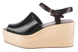 Rachel Comey Platform Wedge Sandals