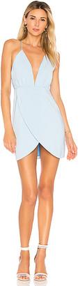 by the way. Vivian Deep V Dress