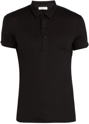 Orlebar Brown Sebastian merino-wool polo T-shirt