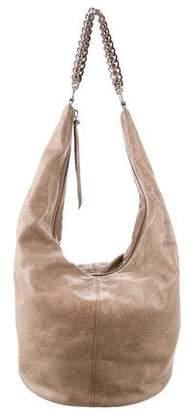 Pour La Victoire Leather Hobo Bag