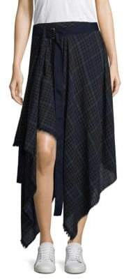 Public School Danen Plaid Skirt