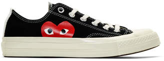 Comme des Garcons Black Converse Edition Chuck Taylor All-Star 70 Sneakers