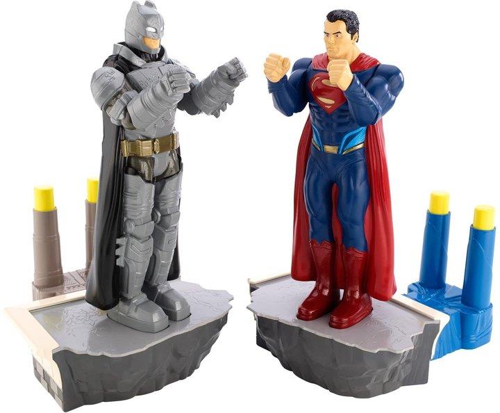 Mattel Games Rock 'Em Sock 'Em Robots: Batman v Superman Edition Action Game