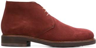 Berwick Shoes lace-up boots