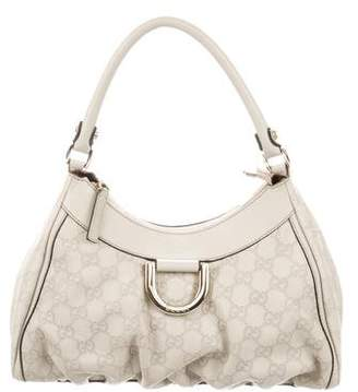 Gucci Guccissima D-Ring Hobo
