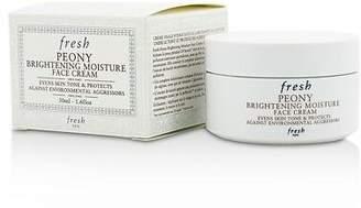 Fresh NEW Peony Brightening Moisture Face Cream 50ml Womens Skin Care