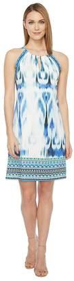 Hale Bob Sun Streaked Microfiber Jersey Dress Women's Dress