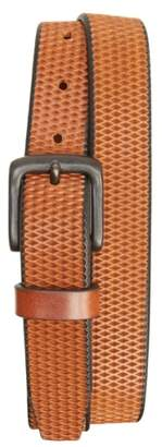 Tulliani Remo Laser Cut Leather Belt