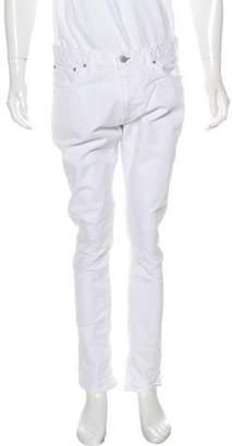 Ralph Lauren Black Label Five-Pocket Slim Jeans