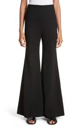Rosetta Getty Jersey Flare Pants