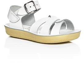 Salt Water Sandals Girls' Sun San Swimmer Sandals - Walker, Toddler