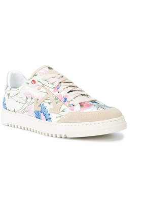 Off-White Off White Floral sneaker
