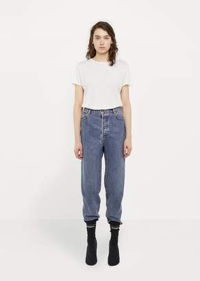 Vetements X Levi's Classic High Waist Jeans
